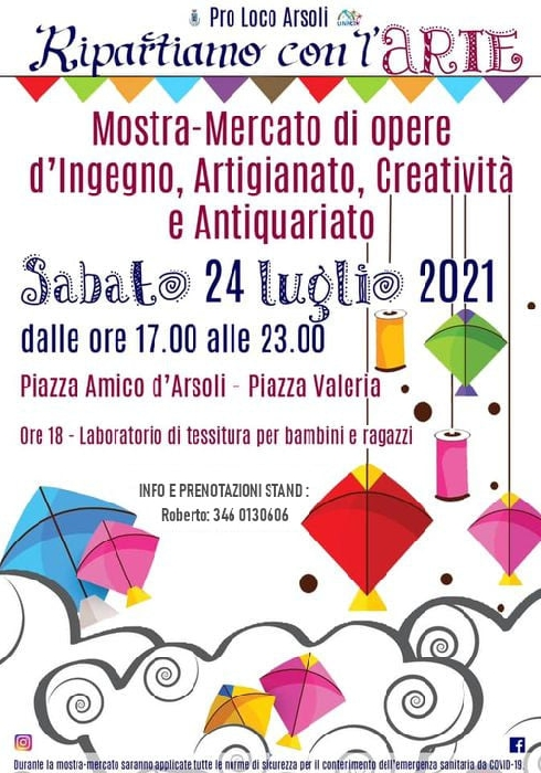 24/07 - Ascoli - Ripartiamo con l