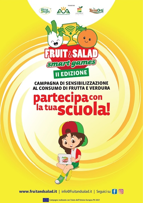 Ritorna Fruit Salad Smart Games