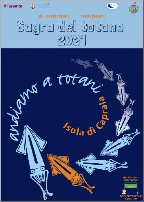 Dal 30/10 al 01/11 - Isola di Capraia (LI) - Sagra del Totano di Capraia