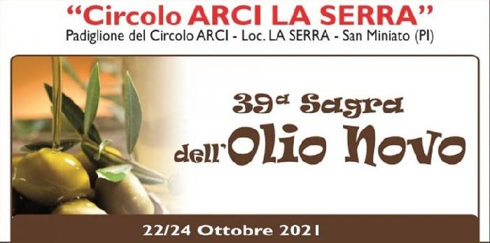 Dal 22 al 24 ottobre - Circolo Arci la Serra - San Miniato (PI) - Sagra dell