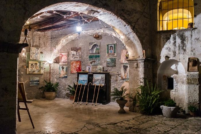 San Martino: castagne e vino