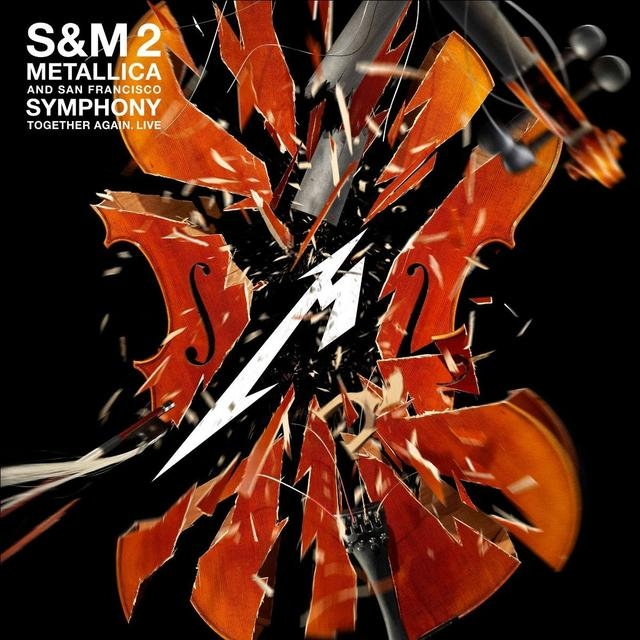 """METALLICA & SAN FRANCISCO SYMPHONY: esce oggi  """"S&M2"""" il live album e il documentario degli show al San Francisco Chase Center"""