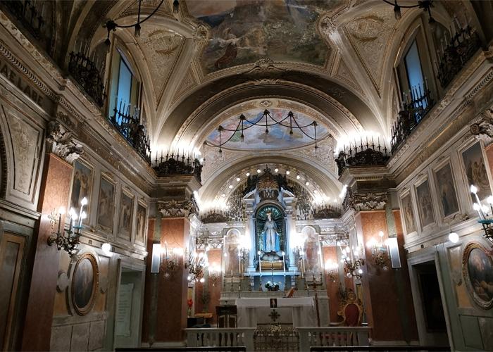 La Napoli nascosta: Santuario dell