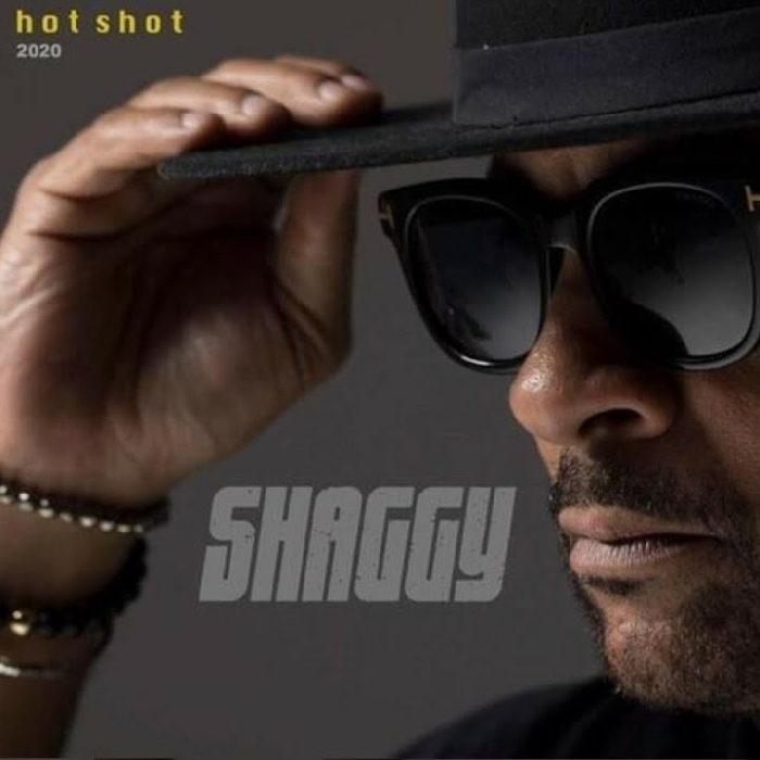 Shaggy - cover Hot Shot 2020