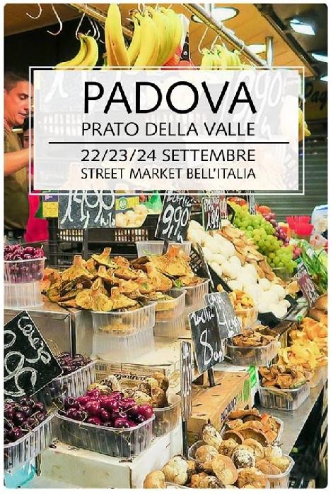 Street Market bell'Italia