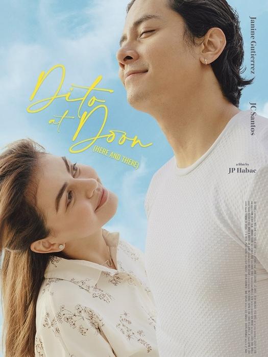 Su TBAPlayTVCO in PVOD (Premium video on demand) la commedia romantica filippina Dito at Doon, di JP Habac, con Janine Gutierrez e JC Santos