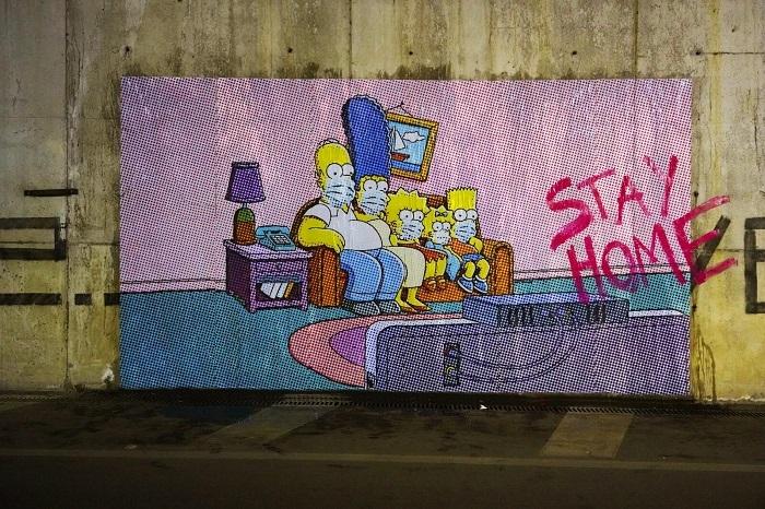Sweet Home, l'arte per sensibilizzare al rispetto delle regole