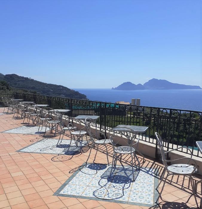 Sulla Terrazza Capri dell