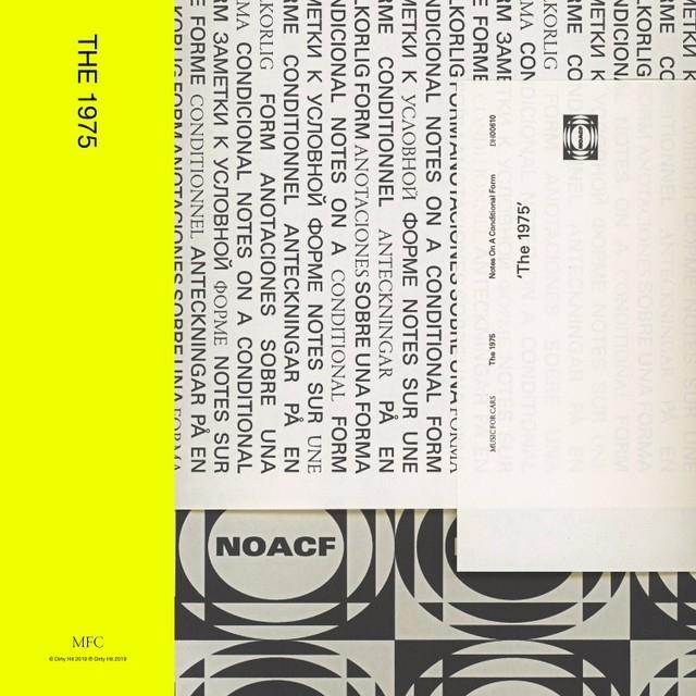 """THE 1975: """"Notes on a Conditional Form"""" da oggi il nuovo album"""