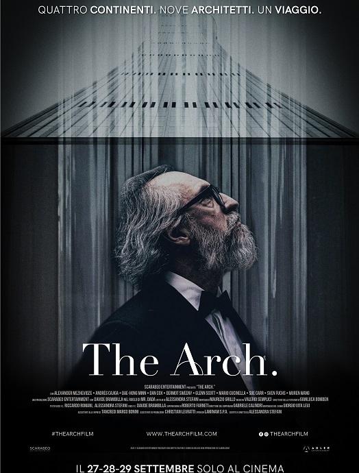 The Arch, film evento di Alessandra Stefani in sala il 27, 28 e 29 settembre con ADLER Entertainment