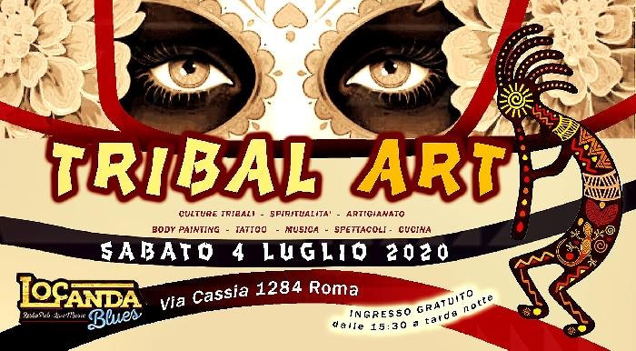 04/07 - Locanda Blues - Roma - Tribal Art