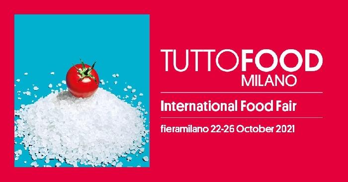 Dal 22 al 26 Ottobre - Fiera di Milano - TuttoFood Milano