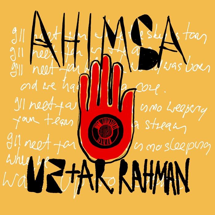 U2 - Ahimsa cover