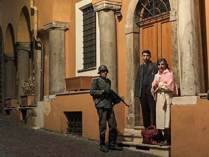 UN CIELO STELLATO SOPRA IL GHETTO DI ROMA DI GIULIO BASE, IN ANTEPRIMA ASSOLUTA EVENTO ALLA FESTA DEL CINEMA DI ROMA IL 14 OTTOBRE