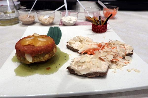 La Ricetta del giorno del 03/01/2018: Vitello in salsa di mandorle (ternera en salsa de almendra) inserita da Giuseppe Esposito