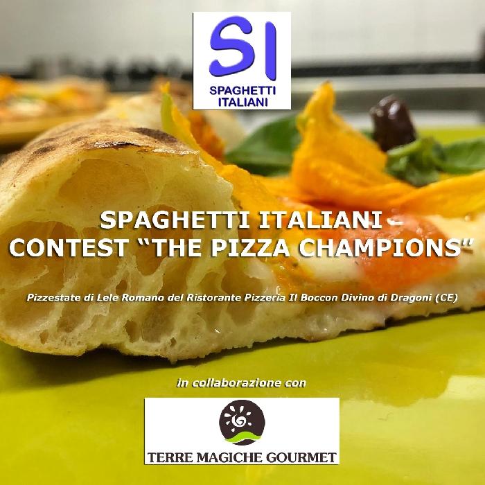 "1° Contest ""The Pizza Champions"""