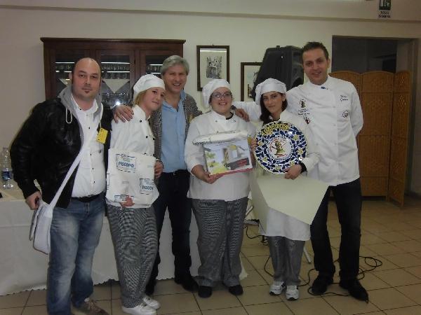 1º  posto trofeo Totò Schifano
