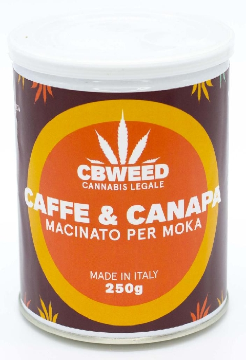 caff� canapa