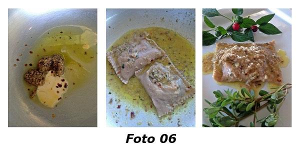 �Souvenirs d'automne� bauletti di farina di castagne con rositi silani e caciocavallo podolico - Foto 06