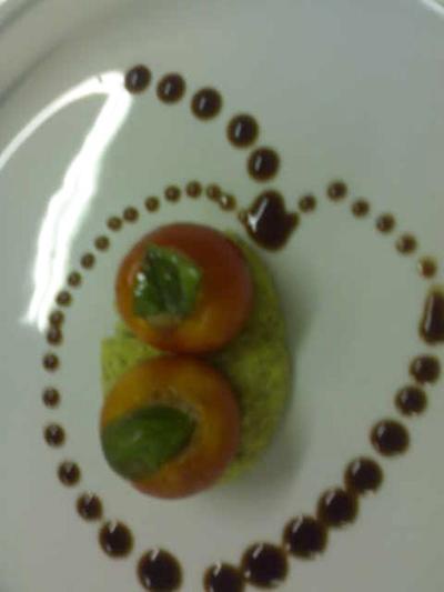 Pomodorino Pachino ripieno di Tonno Rosso