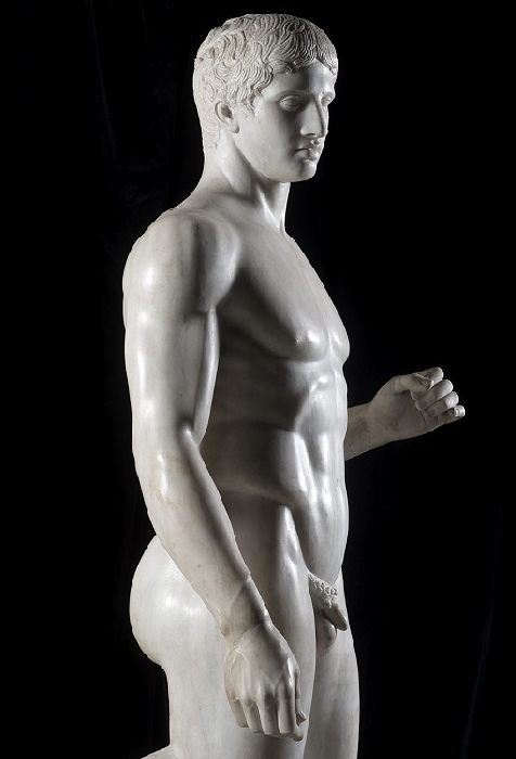 Il MANN unico Museo italiano nella campagna MirrorTheWorld della celebre stilista britannica Vivienne Westwood