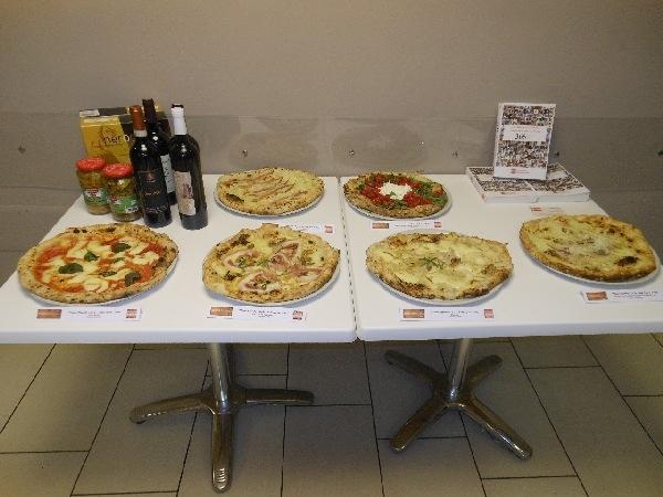 Settima Tappa di Pizzarelle a Go Go - Pizzeria Bella Napoli - Acerra (NA) - Le sei Pizzarelle