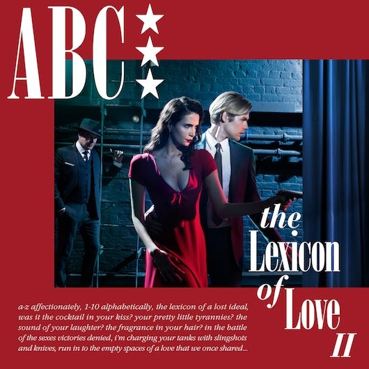 Cover del CD The Lexicon of Love II di ABC