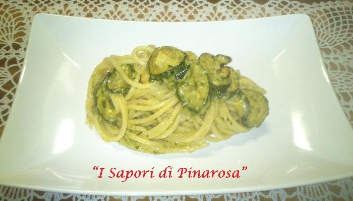 Vermicelli con zucchine alla Nerano