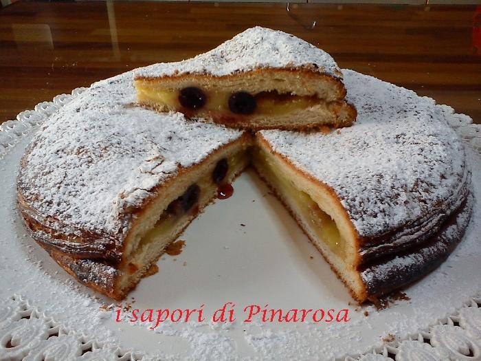 Ricetta inserita su spaghettitaliani.com da Pinarosa Fabozzi: Polacca di Aversa