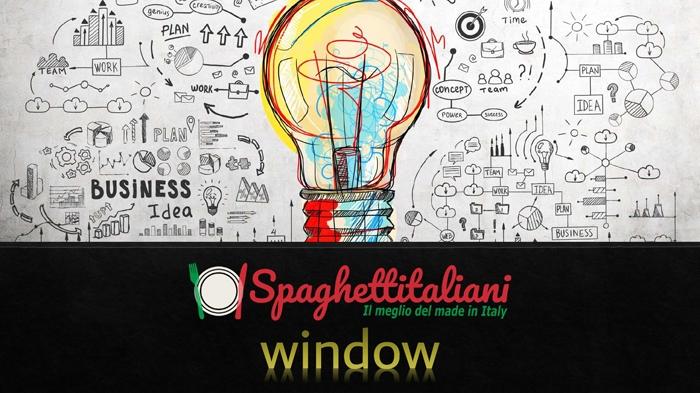 spaghettitaliani window
