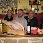 Valmontone, il maialino nero dei Monti Lepini incanta lo chef Altamura nel Ristorante RossoDiVino