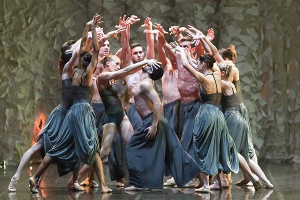 Futura balletto di Roma - fotografia di G. Orlandi