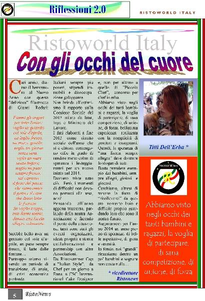 RistoNews | Gennaio 2014