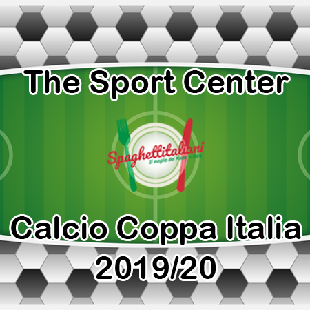 Risultati partite di Coppa Italia 2019/20 - Ottavi di finale