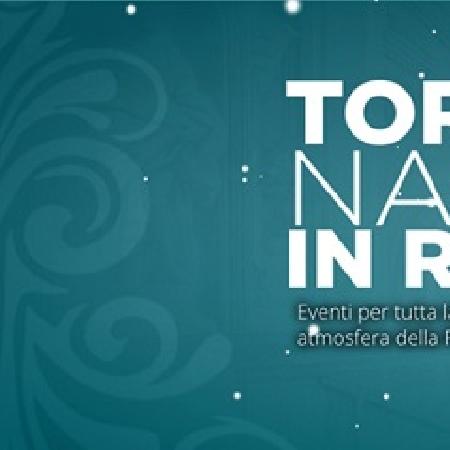 """La quarta edizione di """"Natale in Reggia"""" parte il 6 dicembre presso la Reggia di Portici e vede come capofila dell"""