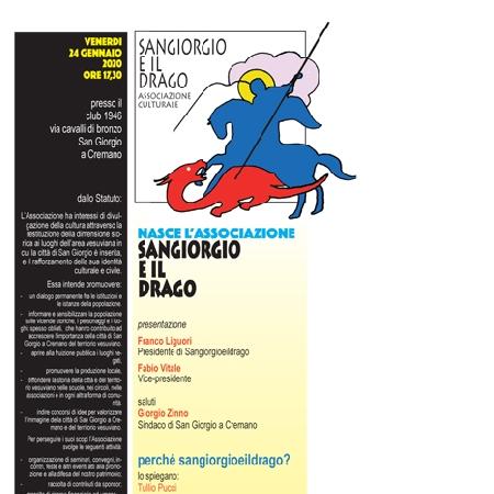 24/01 - Club 1946 - San Giorgio a Cremano (NA) - Nasce l