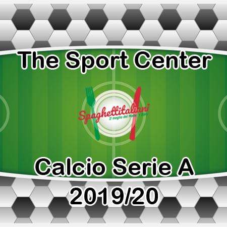 Programma della 20ª Giornata del Campionato di Serie A 2019/2020