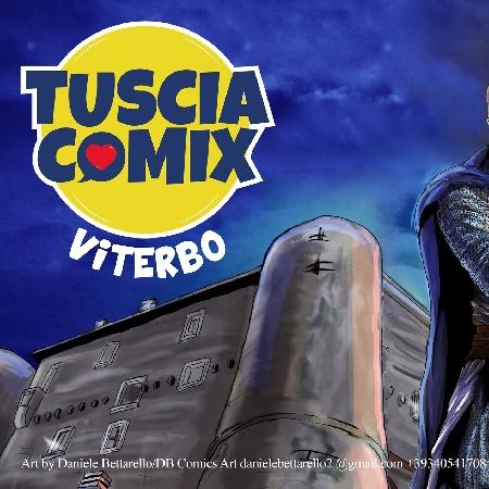 Dal 20 al 22 Settembre - Tuscia Comicx