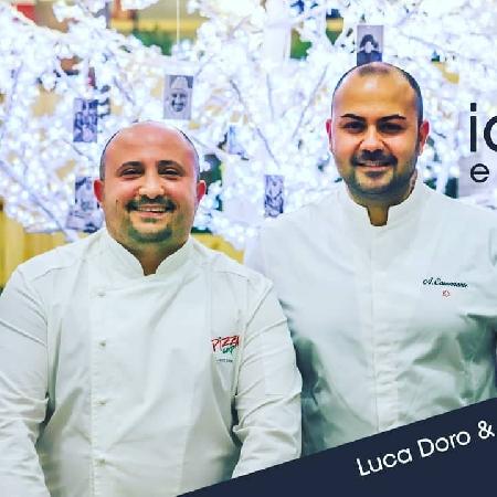 """Il 24 febbraio alla pizzeria Doro Gourmet arriva lo chef """"stellato"""" Angelo Carannante"""