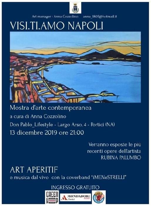 -Mostra d'arte contemporanea al Don Pablo Pub Lifestyle