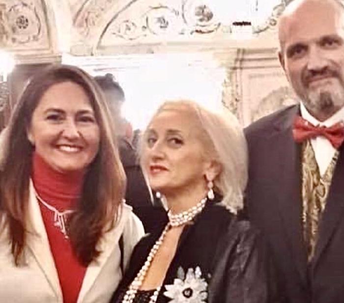 -foto charity Christmas il panettone Lucianelli Fiorentino