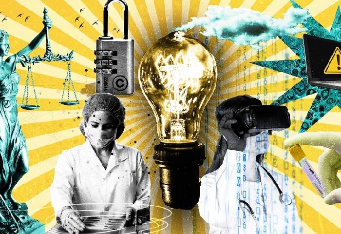 Brevetti scientifici, diritto d'autore e fake news, un talk online per presentare AIRI LEGAL, collaborazione tra AIRIcerca e Difesa D'Autore mercoledì 31 marzo ore 20
