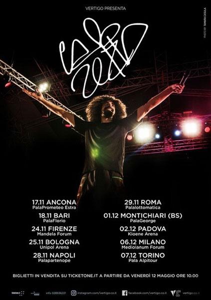 Caparezza Tour