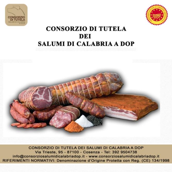 Consorzio di Tutela dei Salumi di Calabria a DOP