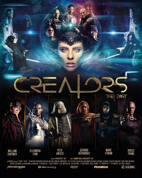 Creators – The Past Il più grande fantasy mai prodotto in Italia Diretto da Piergiuseppe Zaia