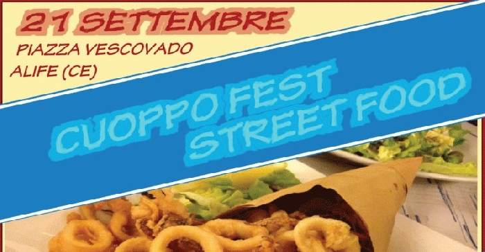 Cuoppo Fest Street Food