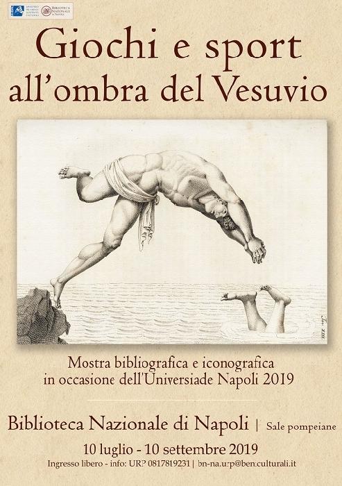 Dalla nascita a Napoli della Prima Scuola di Equitazione , alle Corride di Epoca spagnola/ I giochi e gli sport nella storia fino all' l'inaugurazione dello stadio S. Paolo