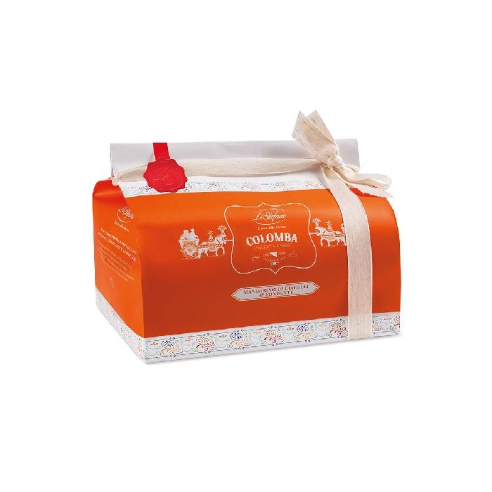 Di Stefano: Colomba Mandarino Tardivo di Ciaculli e Fondente