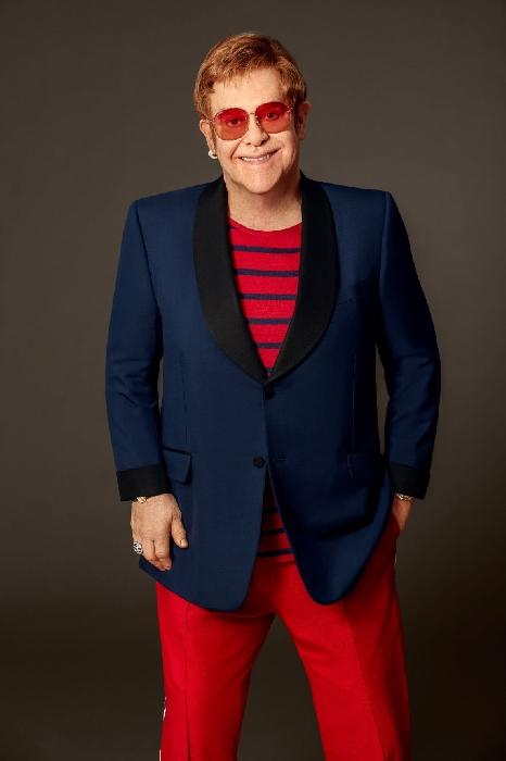Elton John - Credit Gregg Kemp