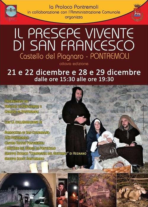 Il Presepe vivente di San Francesco